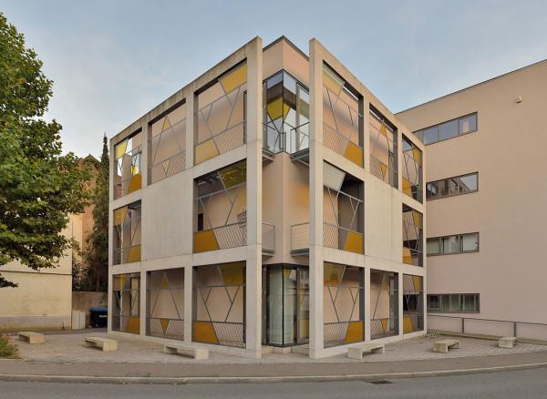 Neues Gemeindezentrum in Lörrach